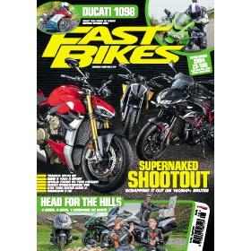 Fast Bikes Magazine - Print Subscription
