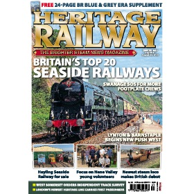 Heritage Railway Magazine - Print Subscription
