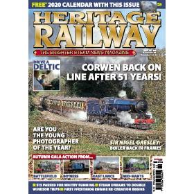 Subscribe to Heritage Railway Magazine