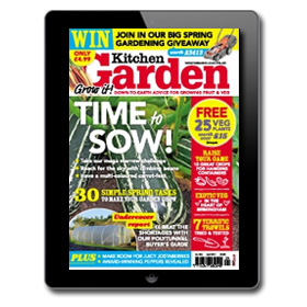 Kitchen Garden Magazine - Digital Subscription