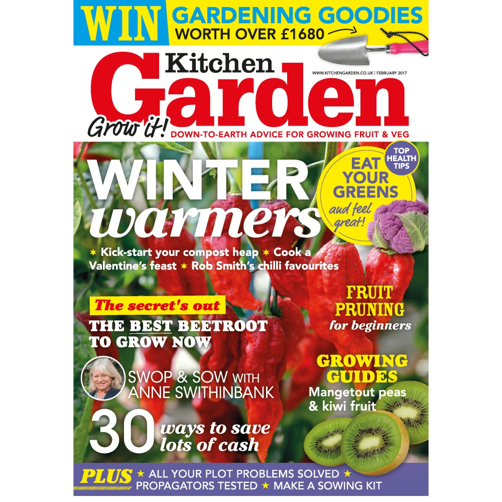 Kitchen Gardener Magazine