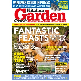 Kitchen Garden Magazine - Print Subscription
