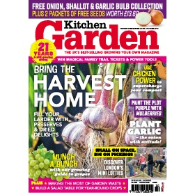 Kitchen Garden Magazine Subscription - The perfect Christmas present