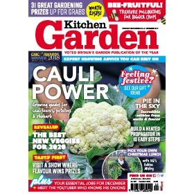 Subscribe to Kitchen Garden Magazine