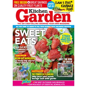 Kitchen Garden  Magazine Subscription - Digital subscriptions for only £9.99!