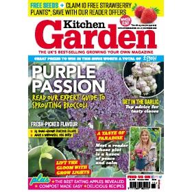 Kitchen Garden Magazine - Print Subscription