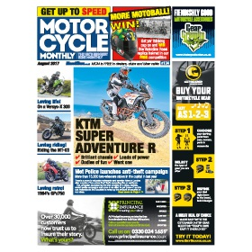Motor Cycle Monthly - Print Subscription