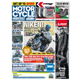 Motorcycle Monthly Newspaper Subscription - The perfect Christmas present