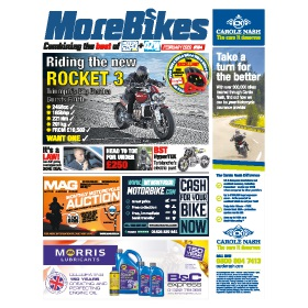 Morebikes - Print Subscription