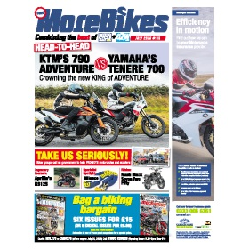 Morebikes Magazine - Print Subscription