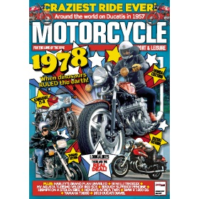 Motorcycle Sport & Leisure Magazine Subscription - The perfect Christmas present