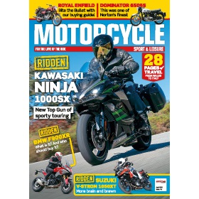 Motorcycle Sport & Leisure Magazine Subscription - Digital subscriptions for only £9.99!