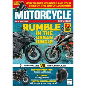 Motorcycle Sport & Leisure Magazine - Print Subscription