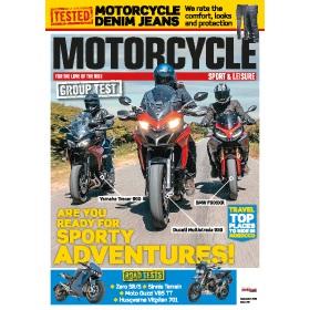 Motorcycle Sport & Leisure Magazine - Print Subscription