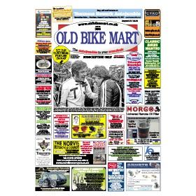 old Bike Mart Subscription
