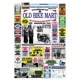 Old Bike Mart - Print Subscription