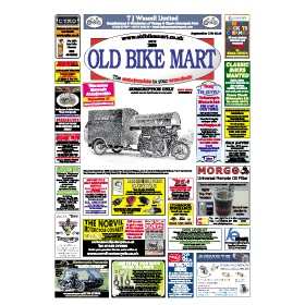 The Old Bike Mart Subscription - The perfect Christmas present
