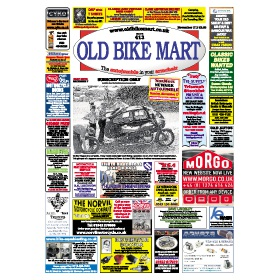 Subscribe to the Old Bike Mart Classified Newspaper
