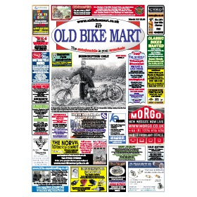 Old Bike Mart Subscription - Digital subscriptions for only £9.99!