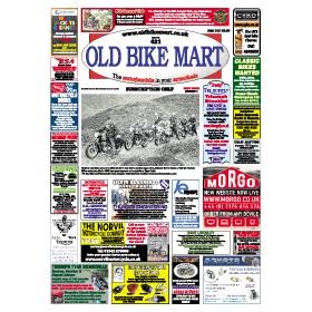 Old Bike Mart - Print Subscription