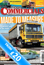 Heritage Commercials - Magazine subscription rates
