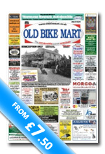 Old Bike Mart Subscription