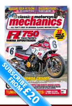 Classic Motorcycle Mechanics Subscription