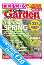 Kitchen Garden Magazine