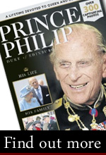 Prince Philip Duke of Edinburgh Book