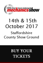 Stafford Show - The 24th Carole Nash Classic Motorcycle Show