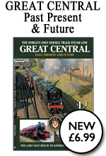 New Great Central Railway Bookazine