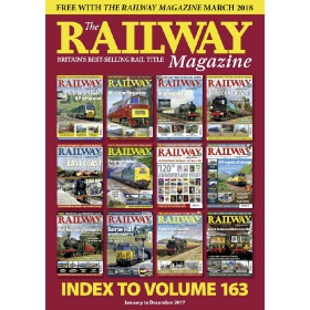 The Railway Magazine Index 2017