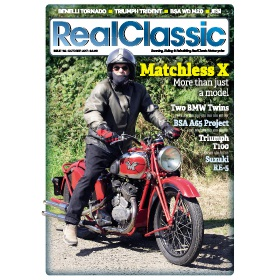 Real Classic Magazine Subscription - The perfect Christmas present