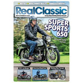 Real Classic Magazine - Print Subscription