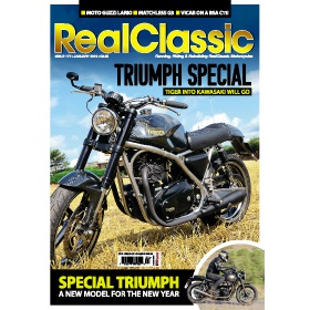 Real Classic Magazine Subscription