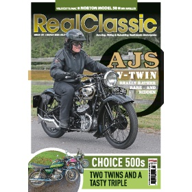 Real Classic Magazine Subscription - Digital subscriptions for only £9.99!