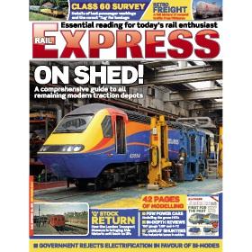 Rail Express Magazine Subscription