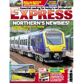 Rail Express Magazine - Print Subscription