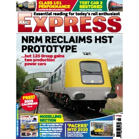 Subscribe to Rail Express Magazine