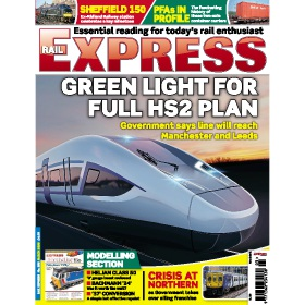 Rail Express Magazine Subscription - Digital subscriptions for only £9.99!