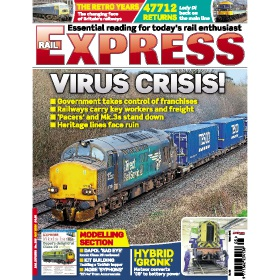 Rail Express - Print Subscription