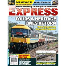Rail Express Magazine Subscription