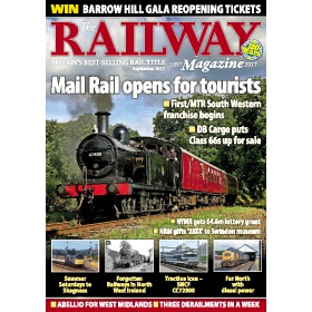 The Railway Magazine Subscription - The perfect Christmas present