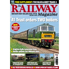 The Railway Magazine - Print Subscription