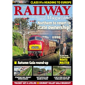 Subscribe to The Railway Magazine