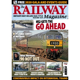 The Railway Magazine Subscription - Digital subscriptions for only £9.99!