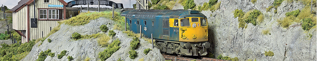 The Railway Magazine Guide To Modelling - Diesel model emerges from a cutting