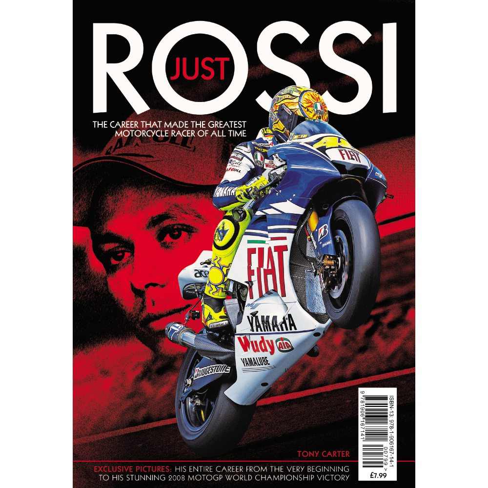 Just Rossi by Tony Carter (Bookazine)