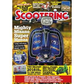 Scootering Magazine Subscription - The perfect Christmas present