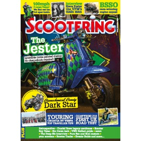 Scootering Magazine - Print Subscription